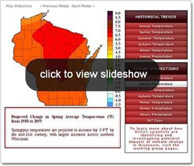Wisconsin's Climate Change Historic Trends and Future Projections